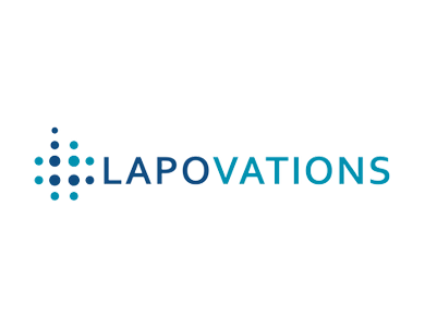 Lapovations logo